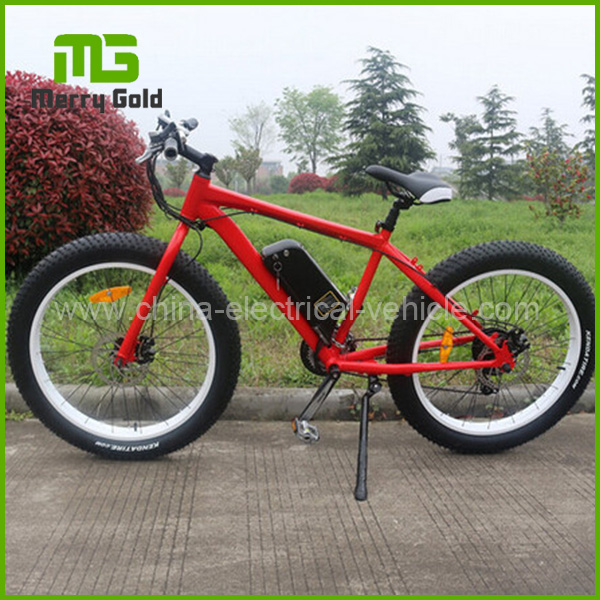 Top-of-line high smaller lithium fat tire touring e bike for sale