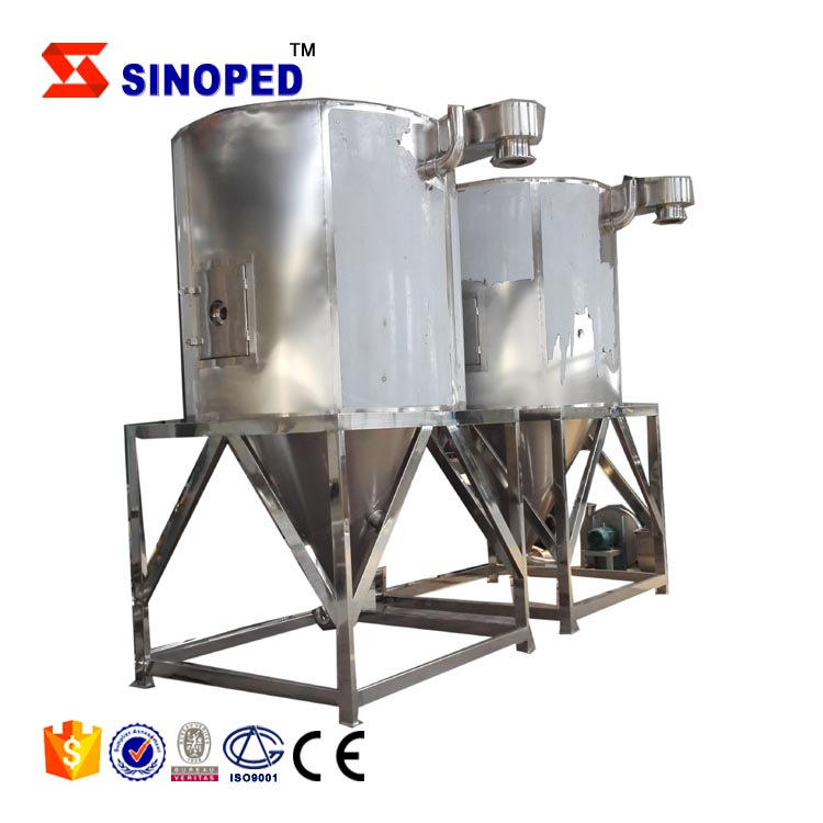 2017 Alibaba LPG-25 Centrifugal Spray Drying Machine for Pharmaceuticals