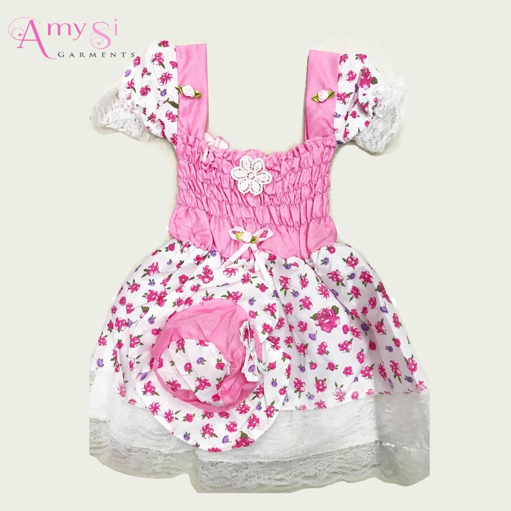Venta al por mayor vestidos fiesta niña 3 años-Compre online los ...