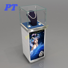 Led Lighting Jewelry Store Fixtures Cabinet Showroom Furniture Design For Mall Pandora Jewelry Display Showcase