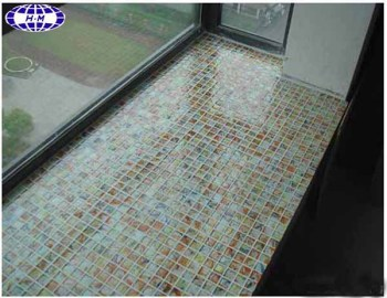Vetro interno mattonelle di mosaico per window sill buy