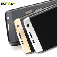 For Samsung S6 S7 S8 S9 LCD with Home Button, Lcd with touch screen for Samsung