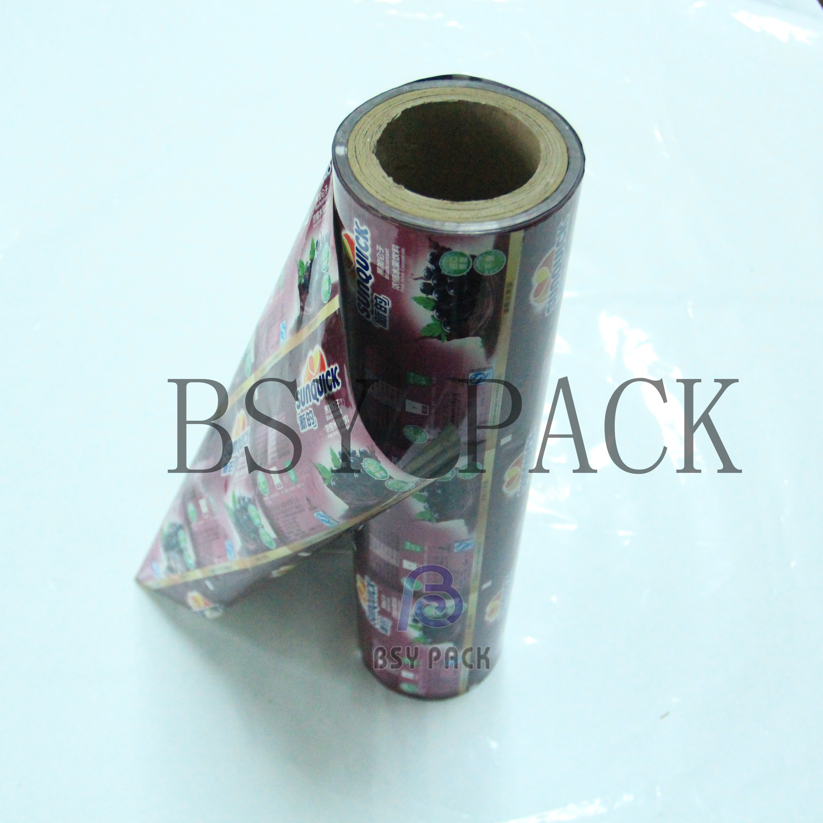 laminated roll coffee sachet packaging cpp film for automatic package machine