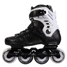 Profissional roller derby de freestyle 4 rodas freeline patins <span class=keywords><strong>inline</strong></span> agressivos