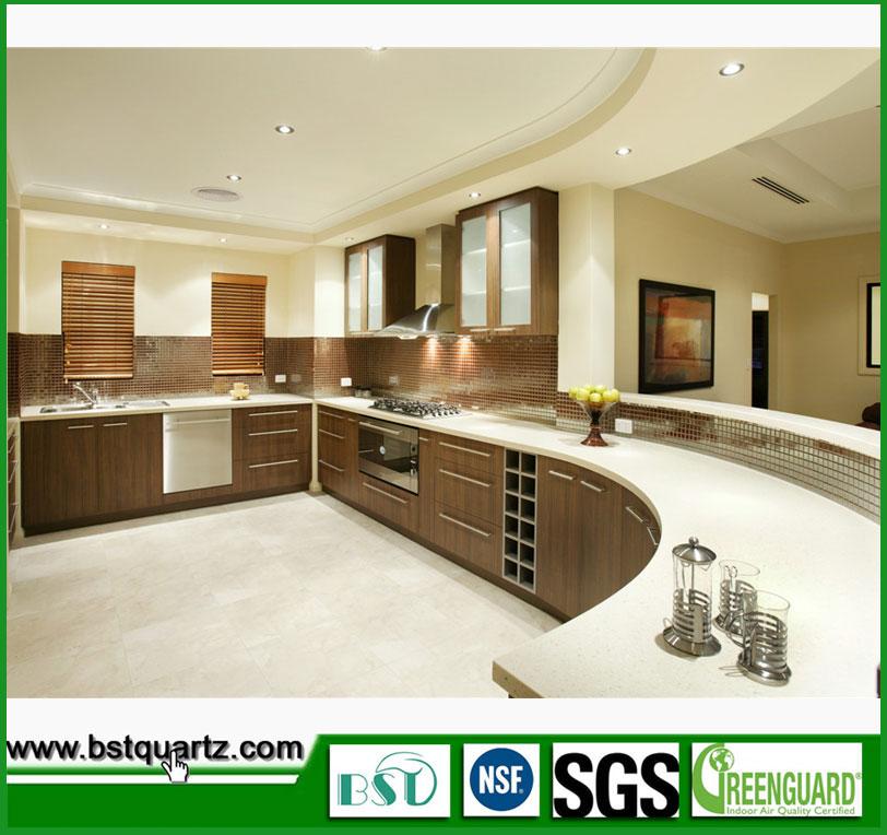 mejor calidad de piedra artificial para la encimera mueble de bao encimera