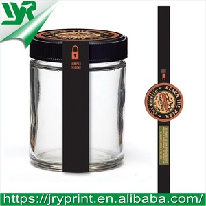 Bottle Cap Seal Sticker, Bottle Cap Seal Sticker Suppliers