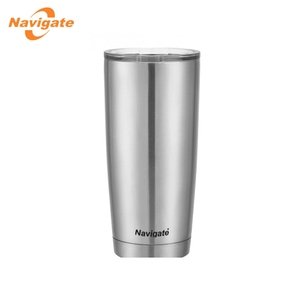Luxury Double Wall Stainless Steel Mug Cup
