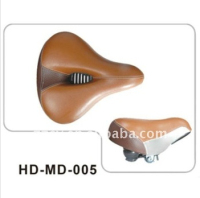 leather bike seat bicycle saddle bicycle parts