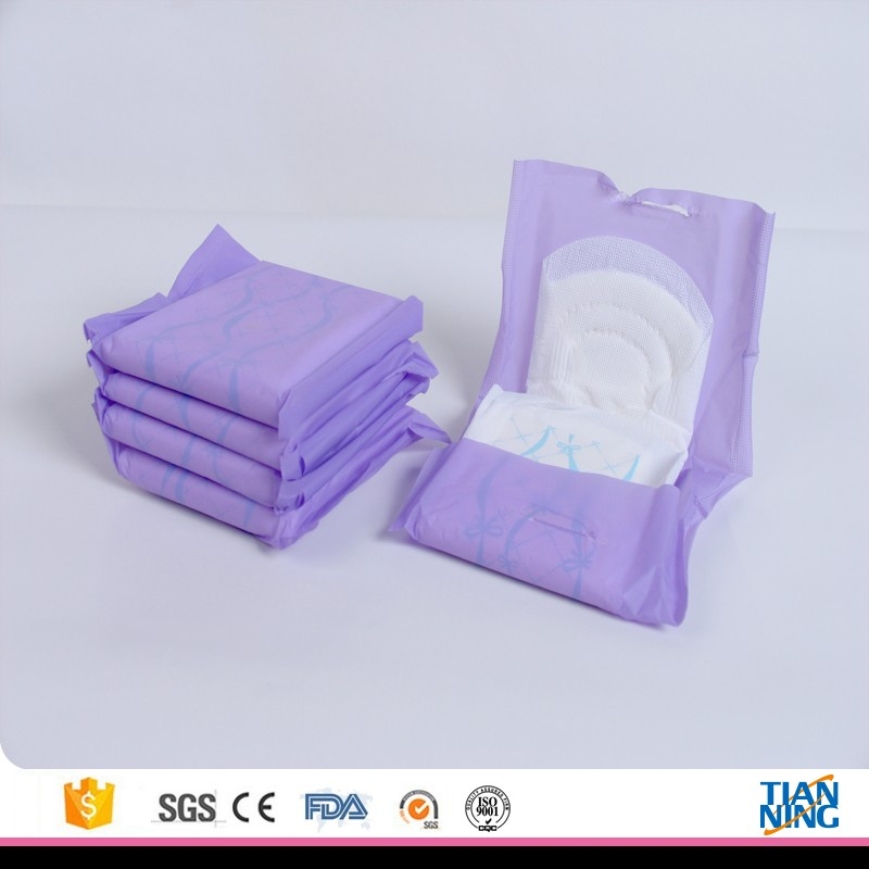 China Supplier Super Absorbent Tampons Pads Cotton Surface ...