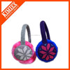 Custom fashionable warm earmuff for cold winter ear muffs