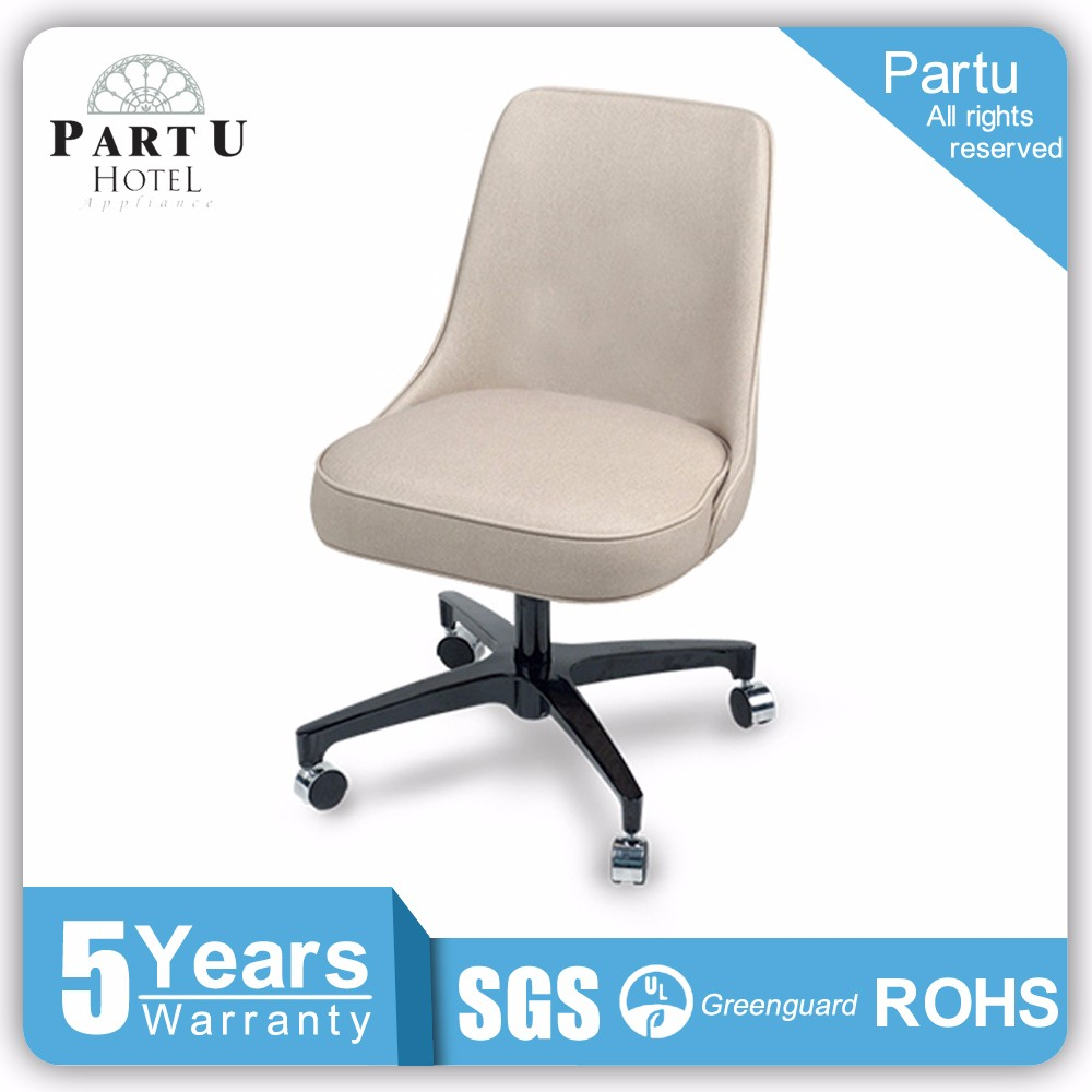 Partu White chairs office furniture