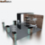 20x20ft 6x6m Aluminum Collapsible Easy Setup Trade show Booth Display