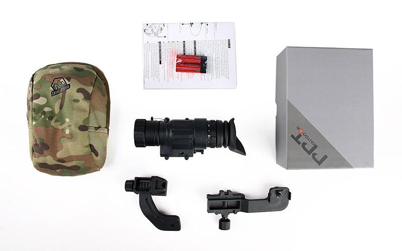 Pvs 14 ir digitales infrarot nachtsichtgerät zielfernrohr für die