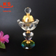 Factory hot sale crystal portable incense burner
