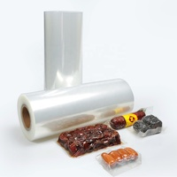 roll thermoform sealing films deep drawing food packing plastic