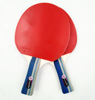 Direct manufacturers selling racket 4 star table tennis bats