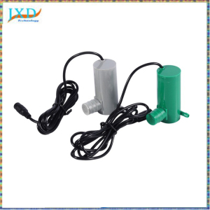 DC 12V 19W Slotting Machine Dedicated Water Pump Submersible Water Pump High lift 9M 500L/H Car Wash Bath Fountain