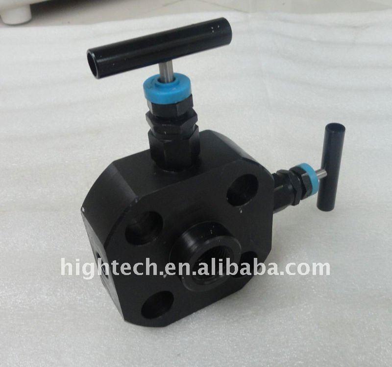 Monoflange For Pressure Measuring Instruments