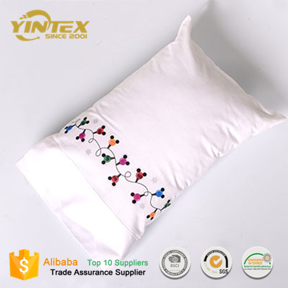 China Supplier Ventilate Pillow Case Embroidery Designs