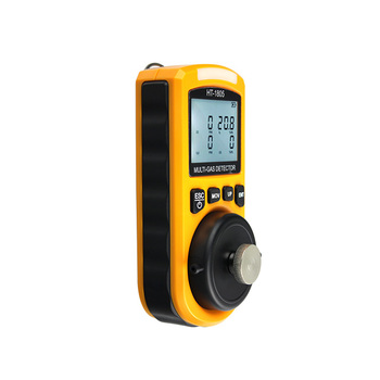 NEW HT-1805 Competitive price 4 IN 1 Gas Detector Oxygen Hydrothion Carbon Monoxide Combustible Safe Home Gas Detector