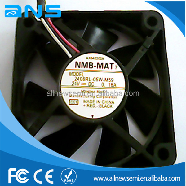 Nmb 2406rl-05w-m59 6015 Dc24v Inverter Cooling Fan - Buy 24v Inverter  Cooling Fan,Dc Cooling Fan 6015,Nmb 2406rl-05w-m59 Product on Alibaba com