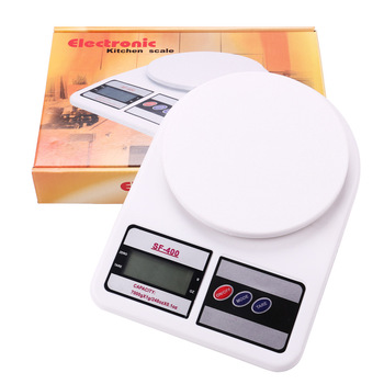 2019 CE ROHS 5KG 10KG ABS plastic digital diet sf 400a manual kitchen food scale OEM