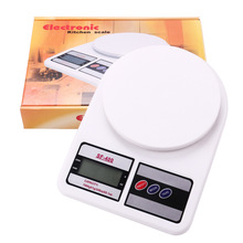 CE ROHS 5KG 10KG ABS plastic digital diet sf 400a manual kitchen food scale OEM