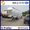 High Quality Chengda top brand trailer company design 3 axles bulkcement trailer
