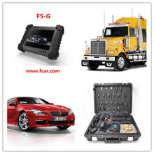 Universal car and heavy duty Diagnostic tool and equipment FCAR F5G SCAN TOOL