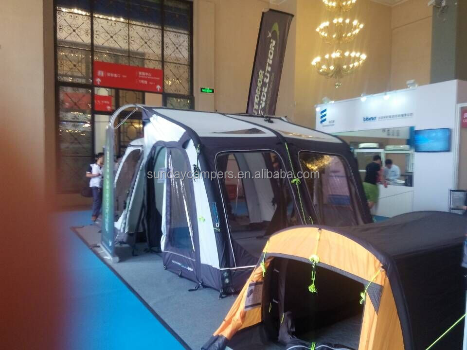 Lightweight travelling tent solar camping tent light for camper car
