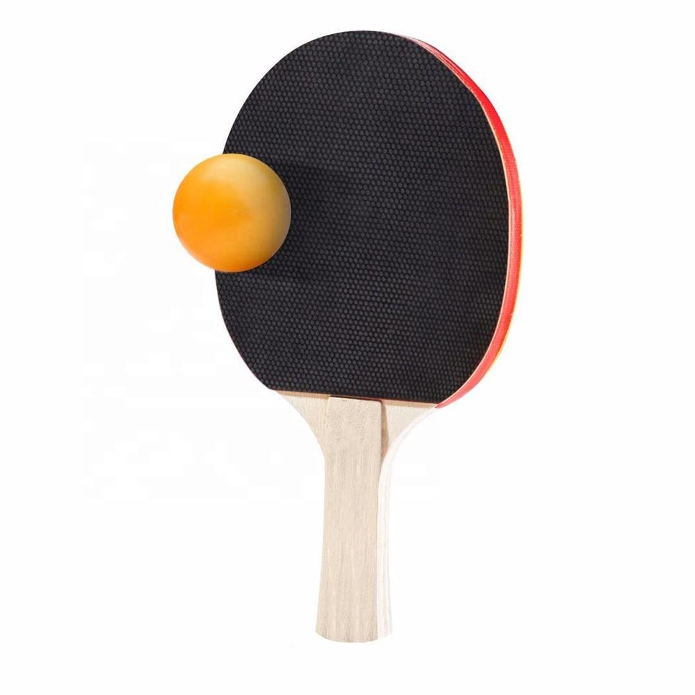 Wholesale Price Table Tennis Racket Set Professional Ping Pong Racket