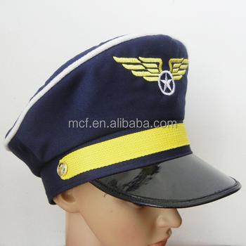 Party Wholesale Kids Airline Pilot Hat Mch-0136 - Buy Pilot Hat 114253cbdc55