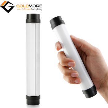 Portable Stick Shaped Usb 27 Led Rechargeable 1800mah Camping Lantern Light For Emergency Flashlight
