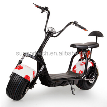 2018 BEST SELLER top speed 50km/h 2000W electric scooter 1000w ...