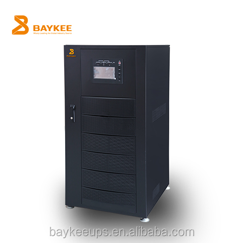 Baykee ac/dc power supply online ups 50kw 3 phase