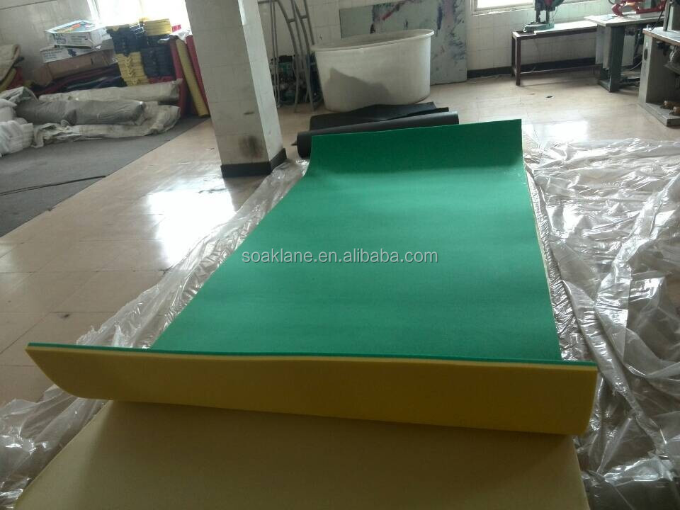 2016 Hot Sell Unsinkable Foam Floating Water Mat For