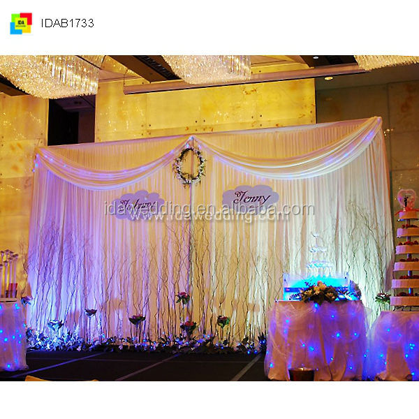 Igloo Magic Forest Lighted Themes Wedding Backdrop Decoration