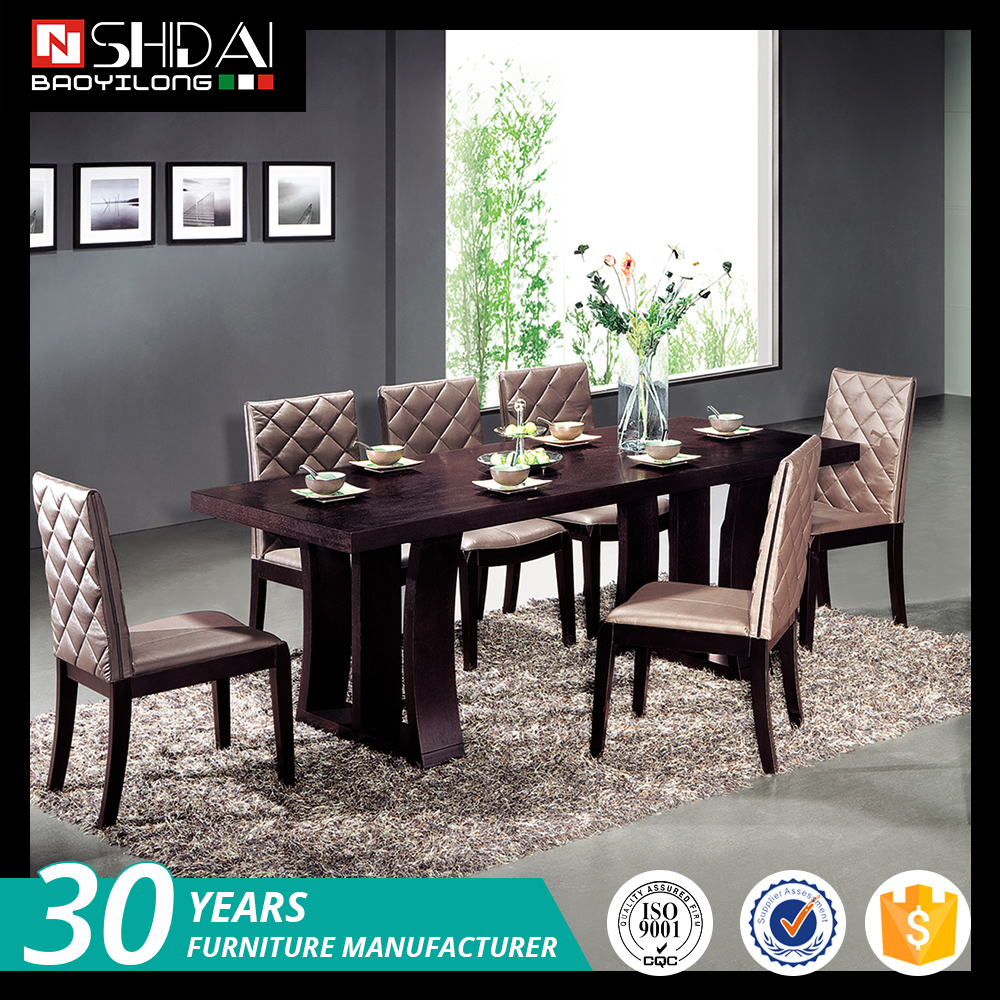 Dining Room Manufacturers: Alibaba Suppliers Wholesale Beautiful Modern Style