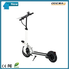 Stand up adult folding smart e-scooter kick scooter 2-wheel electric skateboard