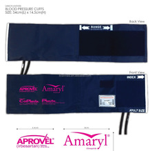 blood pressure arm cuff for sphygmomanometer