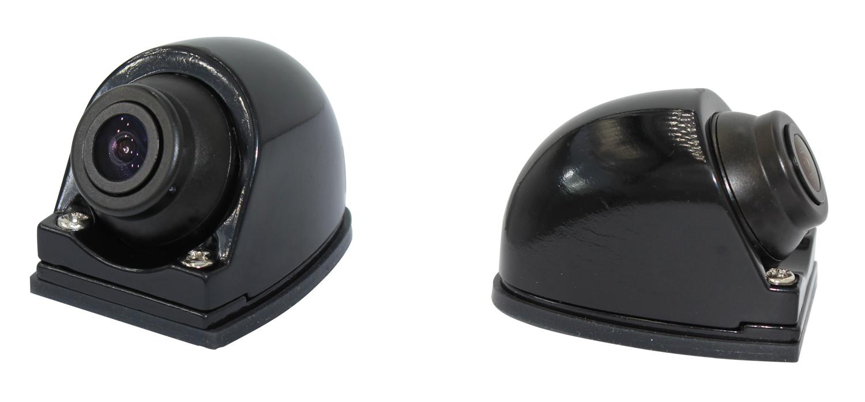U boat mini Zinc Ally housing car side view mirror camera mini hidden best blind spot assist parking camera