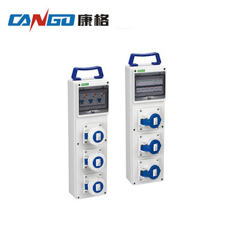 Professional Manufacturer multifunction industrial socket Distribution Box