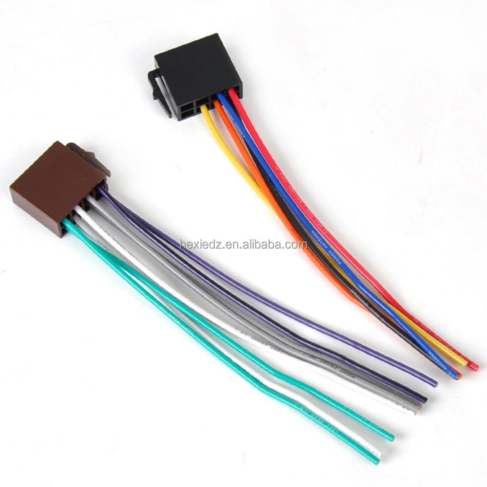 Auto Car Electrical Iso Connector Automotive Wire Harness Male And Female  Connector - Buy Automotive Wire Harness,Wire Harness Automotive,Automotive  Wire Harness Connector Product on Alibaba.comAlibaba.com