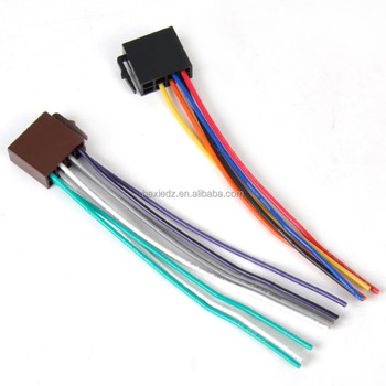 Auto car electrical iso connector automotive wire_350x350 auto car electrical iso connector automotive wire harness male and male and female auto wire harness at webbmarketing.co