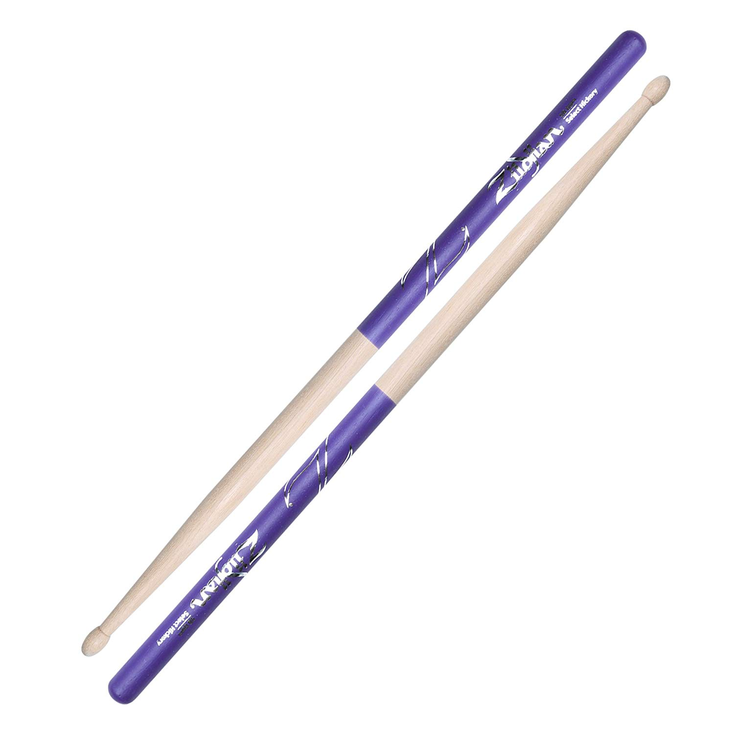Zildjian 5B Purple Dip Drumsticks