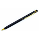 Colorful Paint Advertising Promotional Slim Ball Pen Metal Thin Ballpoint Pen