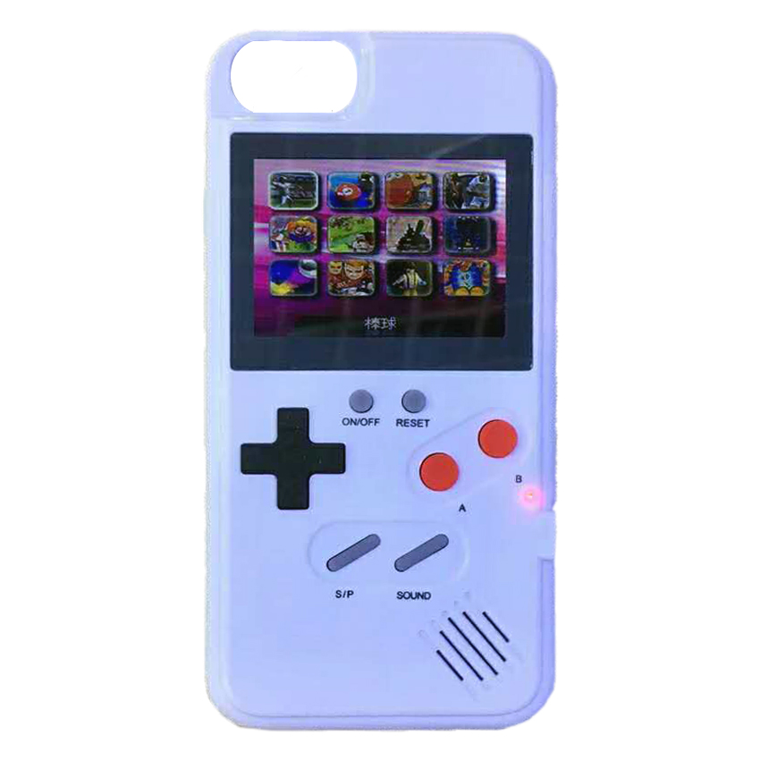 newest Classic silicone waterproof game phone case