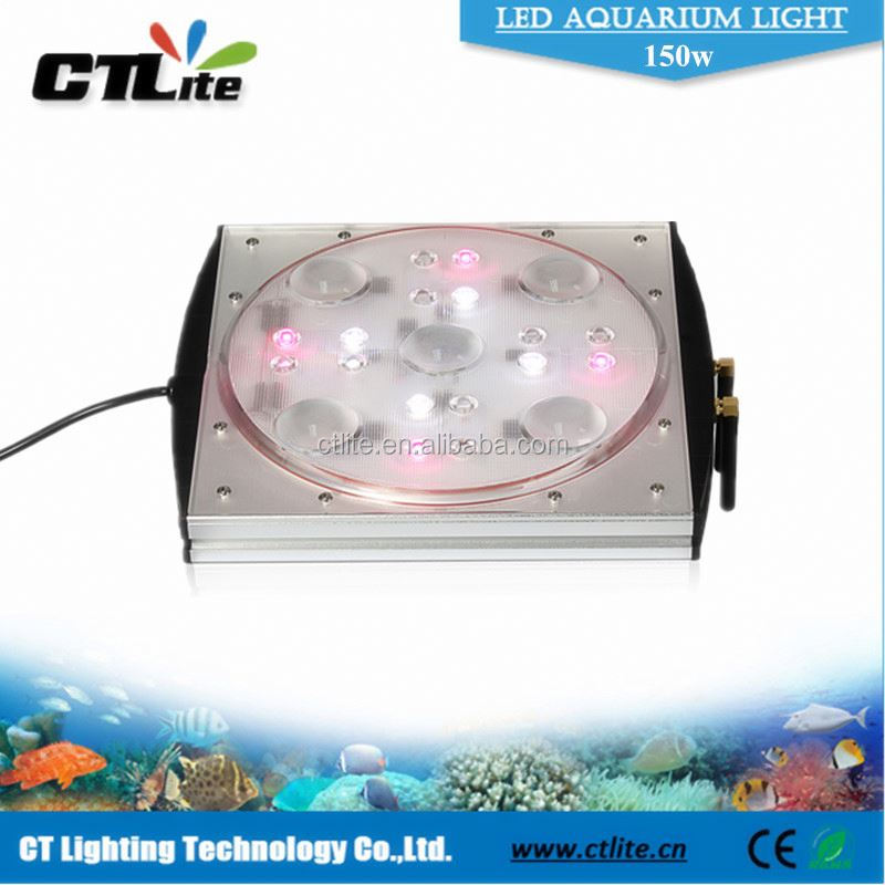 16000k led coral reef light diy dimmable led aquarium grow lights fish tank from alibaba.com