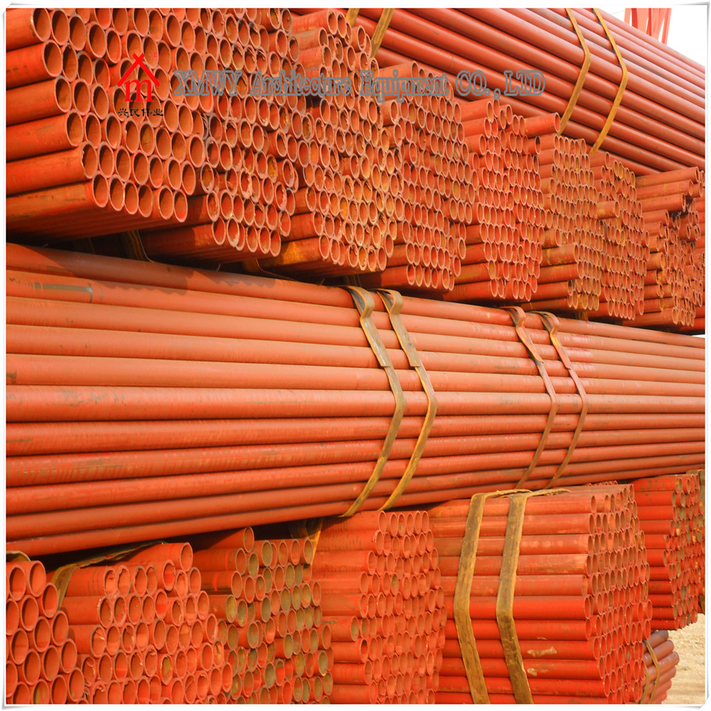 China Manufacturer XMWY High Quality Customized ERW Steel Pipes