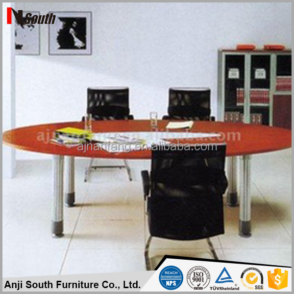 New design wooden conference table for sale
